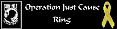 Operation Just Cause Ring